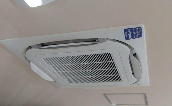 ウイルス対策エアコン/ストリーマ